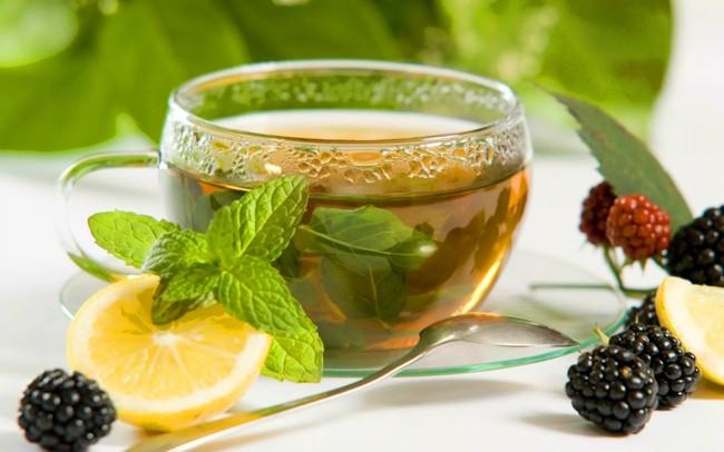 зеленый чай повышает или понижает артериальное давление